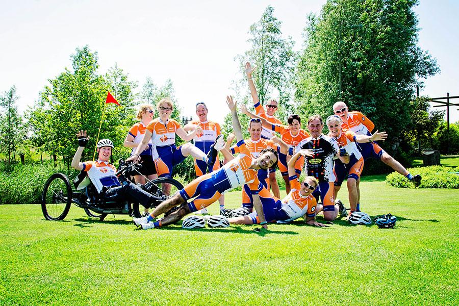 Shimano Benelux ondersteunt Topsport for Life