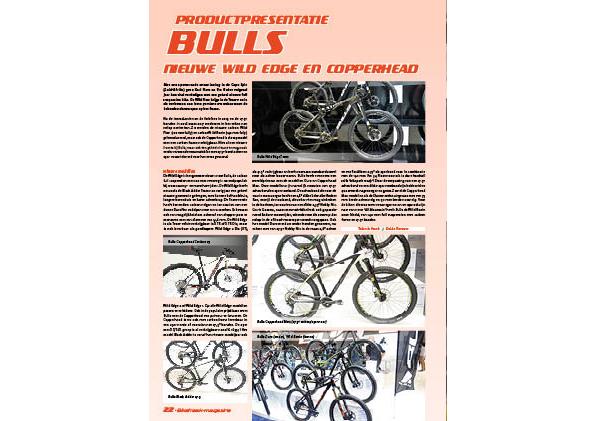Productpresentatie Bulls