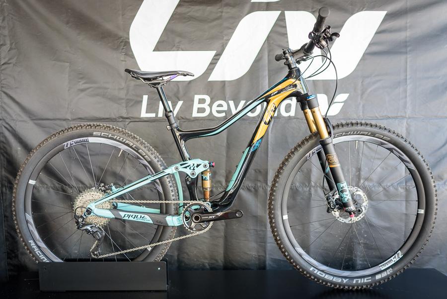 Liv Pique – een XC/Trail-mountainbike speciaal voor dames