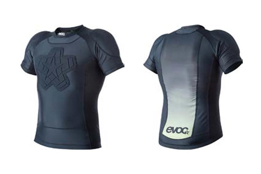 2017 nieuws – het Evoc Enduro-protectieshirt