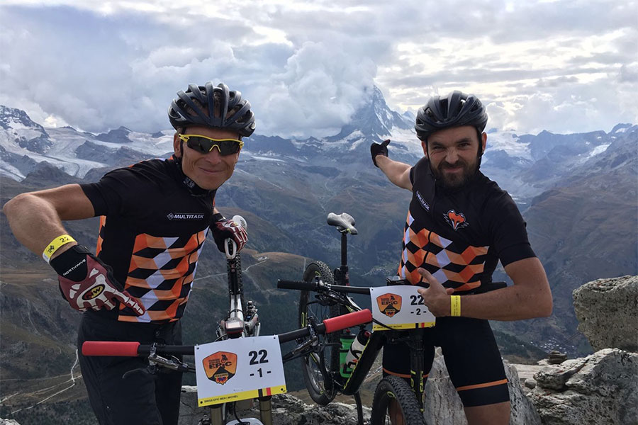 Perskindol Swiss Epic – Proloog Zermatt