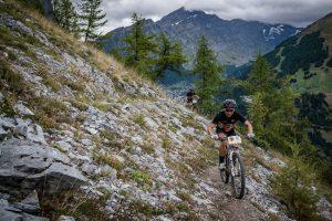 Swiss Epic - rit 3: Leukerbad naar Verbier