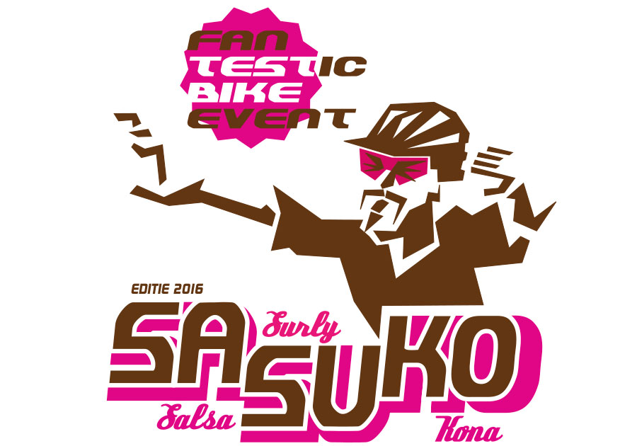 SASUKO 2016 – 'FanTESTic' Bike Event met Salsa, Surly & Kona