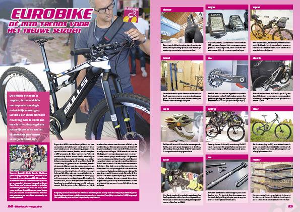 Eurobike – dé MTB-trends voor het nieuwe seizoen