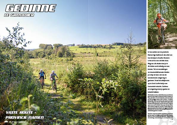 MTB-route Gedinne – Le Grenadier