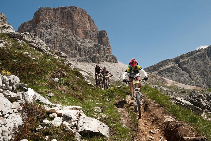Etappeplaatsen jubileumeditie Bike Transalp bekend
