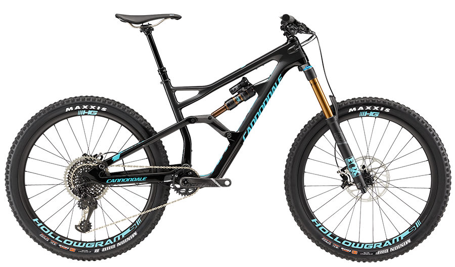 Cannondale Jekyll 01