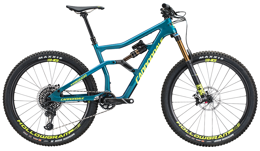 Cannondale Trigger 01