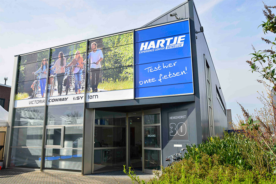 Hartje Experience Center Benelux geopend
