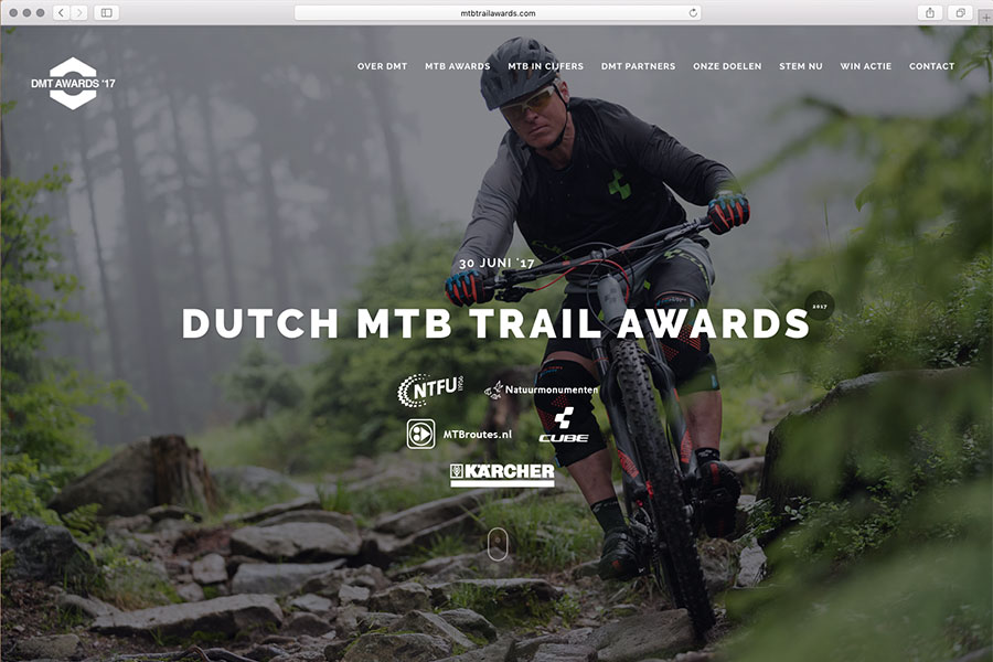 Dutch MTB Trail Awards