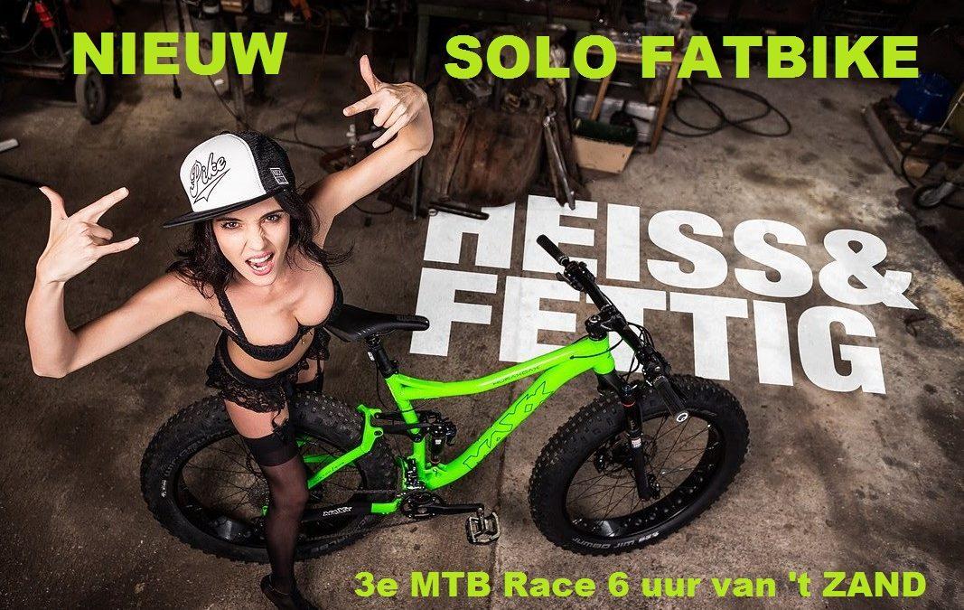 3e MTB RACE 6 uur van 't Zand – zaterdag 9 september 2017