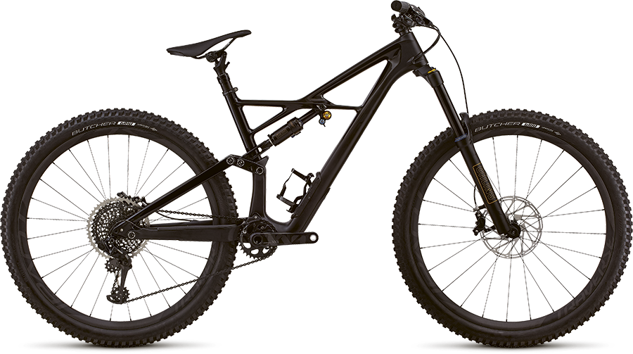 Specialized Enduro FSR S-Works Carbon 29 6Fattie