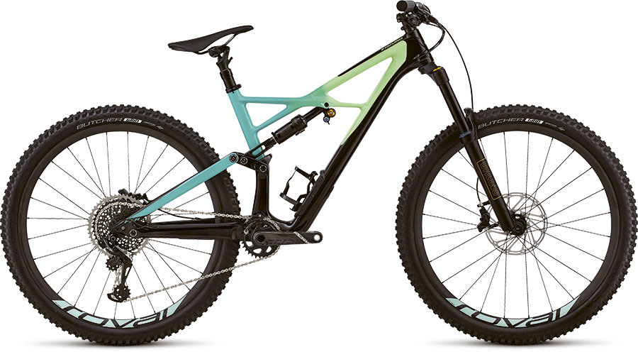 Specialized Enduro FSR Pro Carbon 29 6Fattie