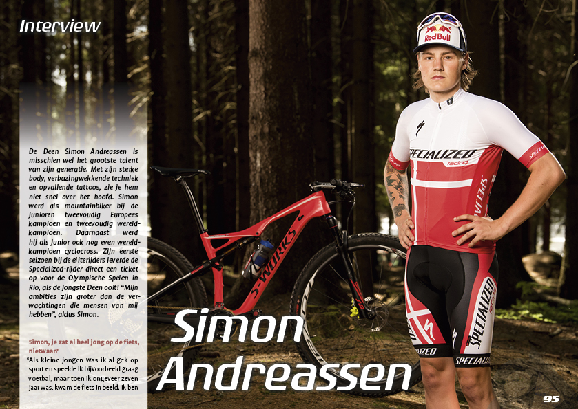 Interview Simon Andreassen