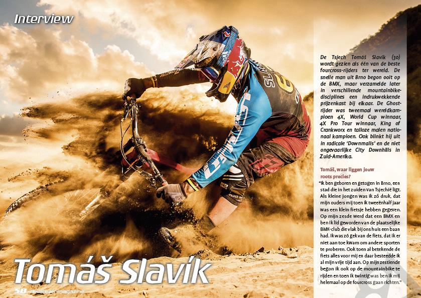 Interview Tomáš Slavík
