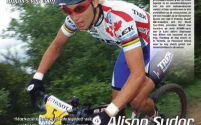 Toppers van toen – Alison Sydor