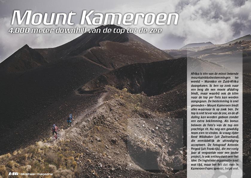 Mount Kameroen