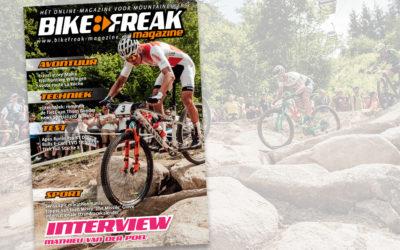 Bikefreak-magazine nummer 99 is uit!