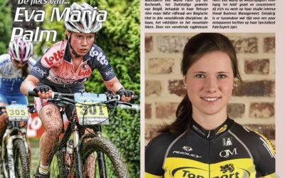 De fiets van… Eva Maria Palm