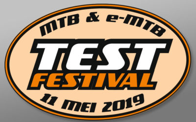 MTB & e-MTB TEST-Festival 11 mei 2019