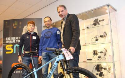 Bafang en Kjell van den Boogert versterken het Brentjens MTB Racing Team