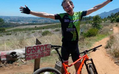 Ken Van den Bulke rijdt dit jaar voor team BikeSensation