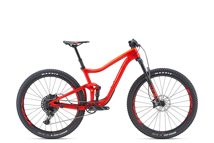 Test Giant Trance Advanced Pro 29er 2
