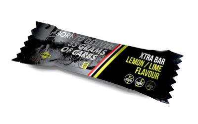 De lekkerste energiereep? Born Xtra Bar Lemon/Lime