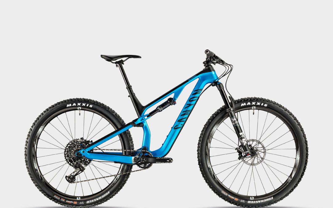 Fietstest Canyon Neuron CF 9.0 SL
