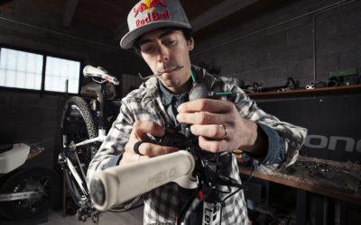 Marco Fontana wordt E-wedstrijdbiker