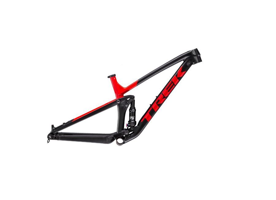 Top Fuel AL Frameset