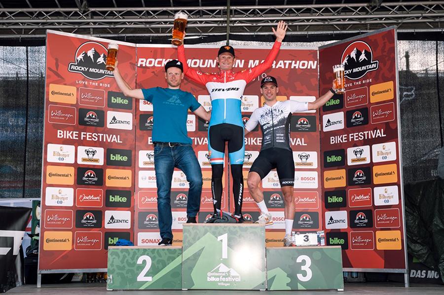 Søren Nissen (Stevens) wint belangrijke marathons