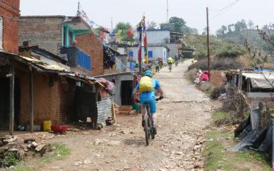 Nepal – fietsen onder het dak van de wereld