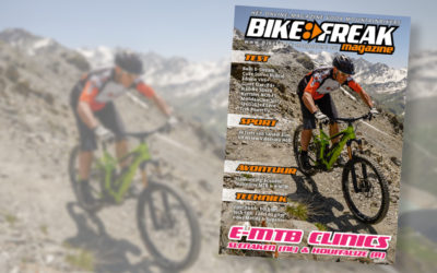 Bikefreak-magazine nummer 104 is uit!