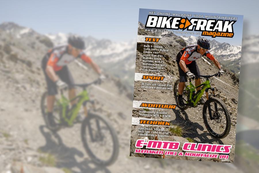Bikefreak-magazine nummer 104 is uit!