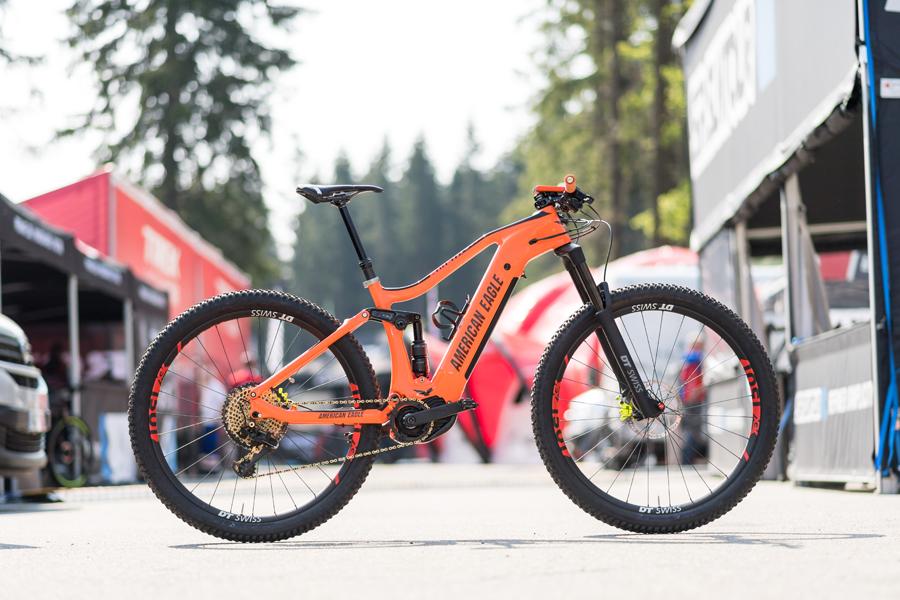 De fiets van… Kjell van den Boogert