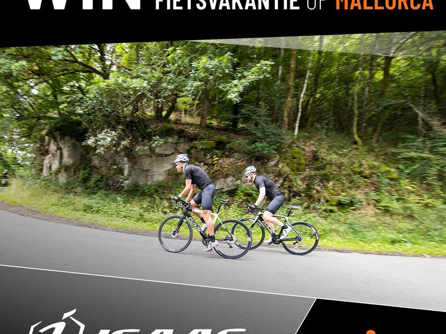 Win… een volledig verzorgde fietsvakantie op Mallorca