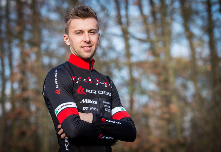 Komt Ondrej Cink (Team Kross) weer terug aan de top?