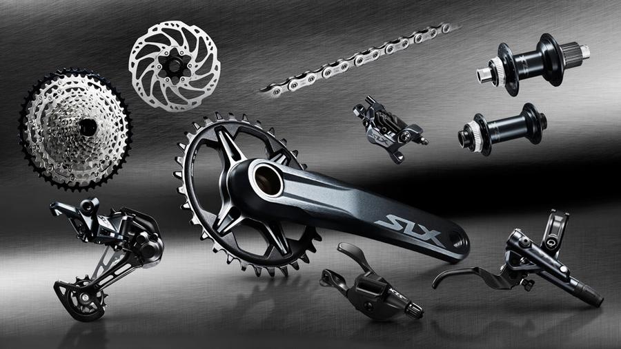 Shimano SLX 12 speed-groepset
