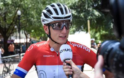 NK Eliminator voor Jeroen van Eck (Van Eck Racing) en Didi de Vries (KTM BikeVision Team)