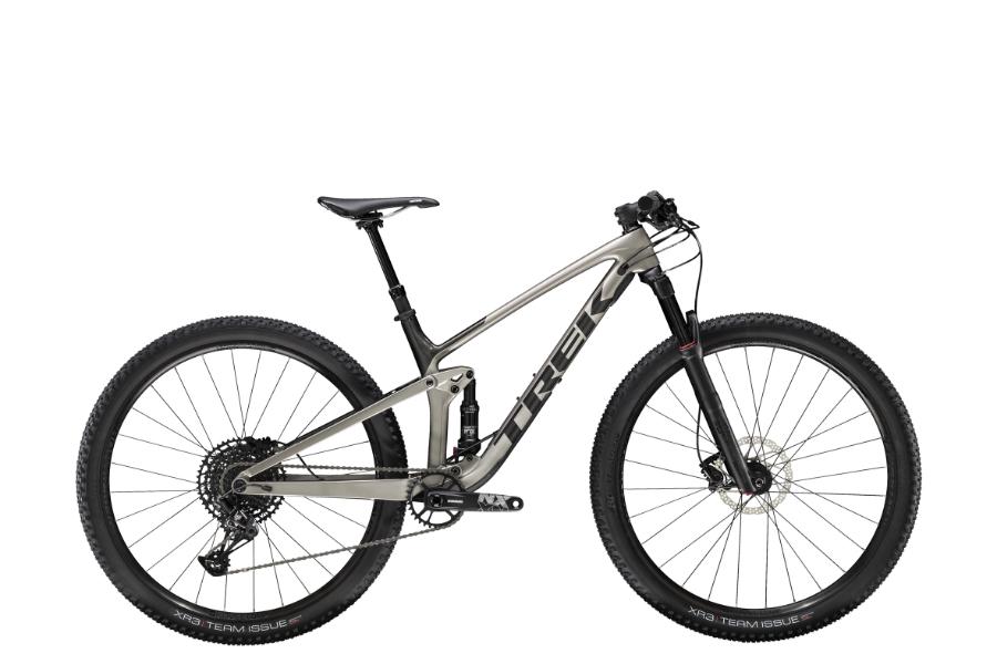 test fiets trek top fuel