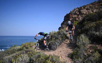Cape Pioneer Trek – winst en de leiderstrui voor Gerben Mos en Tim Smeenge