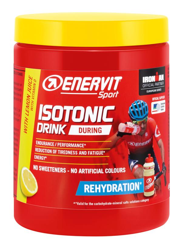 Enervit Isotonic Drink Lemon EXP