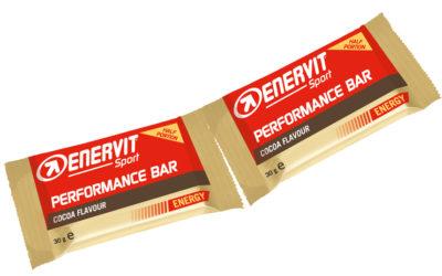 Vanaf 1 januari 2020 is Enervit verkrijgbaar in de Benelux!