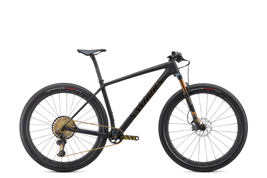 Test Specialized S-Works Epic Hardtail Ultralight