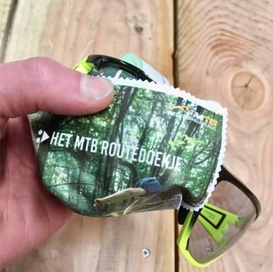 Het MTB-Routedoekje
