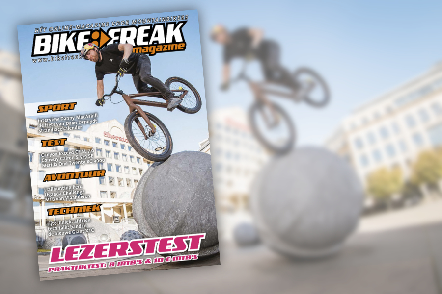 Bikefreak-magazine nummer 106 is uit!