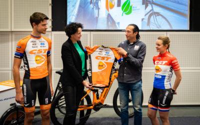 Mountainbiketeam Bart Brentjens op weg naar Tokyo met PostNL als nieuwe sponsor naast CST en Bafang