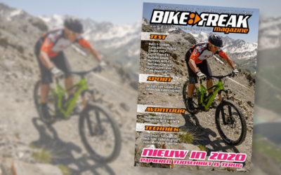 Nieuw! Bikefreak-magazine maandelijks print & online