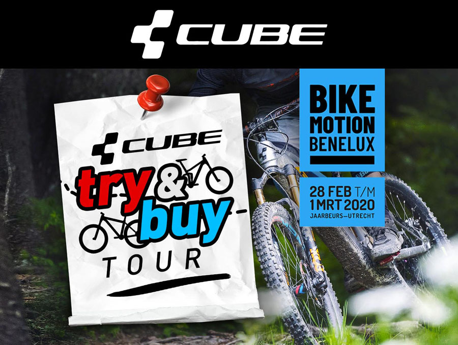 CUBE Try and Buy Tour